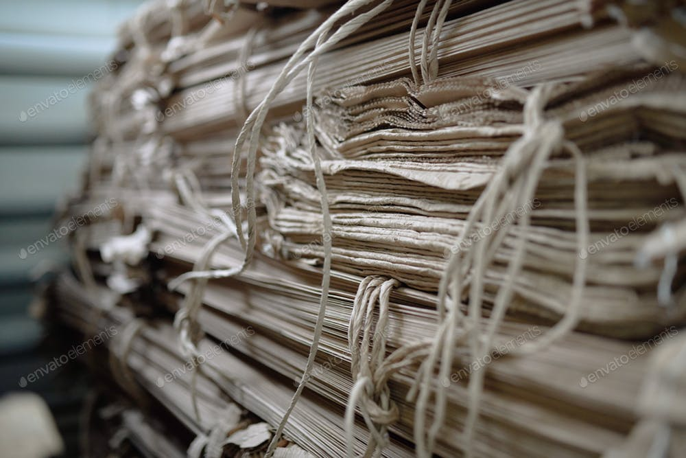 Cardboard Recycling: How It Is Done And Advantages